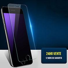 Schutzfolie Displayschutzfolie Panzerfolie Skins zum Aufkleben Gehärtetes Glas Glasfolie T05 für Apple iPhone 8 Klar