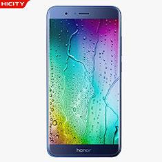 Schutzfolie Displayschutzfolie Panzerfolie Skins zum Aufkleben Gehärtetes Glas Glasfolie T05 für Huawei Honor 8 Pro Klar