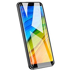 Schutzfolie Displayschutzfolie Panzerfolie Skins zum Aufkleben Gehärtetes Glas Glasfolie T05 für Xiaomi Redmi Note 5 Pro Klar