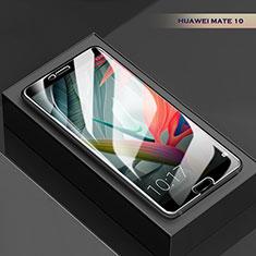 Schutzfolie Displayschutzfolie Panzerfolie Skins zum Aufkleben Gehärtetes Glas Glasfolie T06 für Huawei Mate 10 Klar