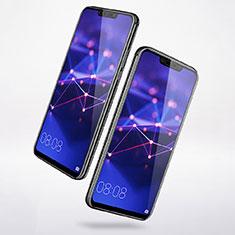 Schutzfolie Displayschutzfolie Panzerfolie Skins zum Aufkleben Gehärtetes Glas Glasfolie T06 für Huawei Mate 20 Lite Klar