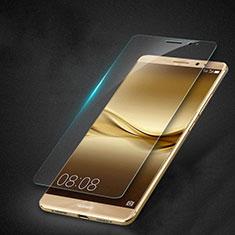 Schutzfolie Displayschutzfolie Panzerfolie Skins zum Aufkleben Gehärtetes Glas Glasfolie T06 für Huawei Mate 8 Klar