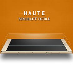 Schutzfolie Displayschutzfolie Panzerfolie Skins zum Aufkleben Gehärtetes Glas Glasfolie T06 für Huawei P9 Klar