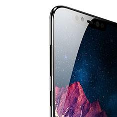 Schutzfolie Displayschutzfolie Panzerfolie Skins zum Aufkleben Gehärtetes Glas Glasfolie T07 für Xiaomi Mi 8 Klar