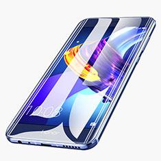 Schutzfolie Displayschutzfolie Panzerfolie Skins zum Aufkleben Gehärtetes Glas Glasfolie T09 für Huawei Honor V9 Klar