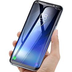 Schutzfolie Displayschutzfolie Panzerfolie Skins zum Aufkleben Gehärtetes Glas Glasfolie T10 für Samsung Galaxy S8 Klar
