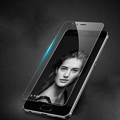 Schutzfolie Displayschutzfolie Panzerfolie Skins zum Aufkleben Gehärtetes Glas Glasfolie T11 für Huawei P10 Plus Klar