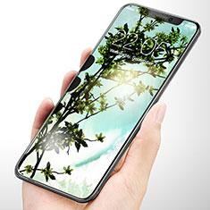 Schutzfolie Displayschutzfolie Panzerfolie Skins zum Aufkleben Gehärtetes Glas Glasfolie V03 für Apple iPhone Xs Klar