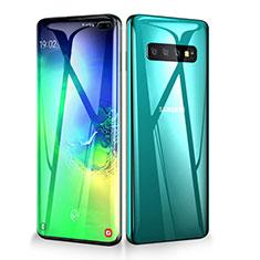Schutzfolie Displayschutzfolie Panzerfolie Vorder und Rückseite Skins zum Aufkleben F01 für Samsung Galaxy S10 Plus Klar