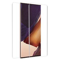 Schutzfolie Displayschutzfolie Panzerfolie Vorder und Rückseite Skins zum Aufkleben für Samsung Galaxy Note 20 5G Klar