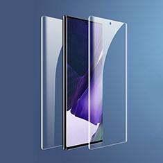Schutzfolie Displayschutzfolie Panzerfolie Vorder und Rückseite Skins zum Aufkleben für Samsung Galaxy Note 20 Ultra 5G Klar