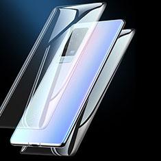 Schutzfolie Displayschutzfolie Panzerfolie Vorder und Rückseite Skins zum Aufkleben für Vivo X60 Pro 5G Klar