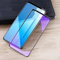 Schutzfolie Full Coverage Displayschutzfolie Panzerfolie Gehärtetes Glas Glasfolie Anti Blue Ray Skins zum Aufkleben Panzerglas für Huawei Honor Play4 5G Schwarz