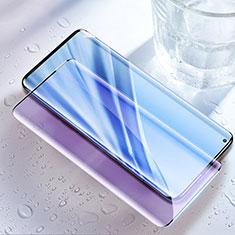 Schutzfolie Full Coverage Displayschutzfolie Panzerfolie Gehärtetes Glas Glasfolie Anti Blue Ray Skins zum Aufkleben Panzerglas für Xiaomi Mi 11 5G Schwarz