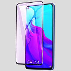Schutzfolie Full Coverage Displayschutzfolie Panzerfolie Gehärtetes Glas Glasfolie Anti Blue Ray Skins zum Aufkleben Panzerglas für Xiaomi Redmi 10X 4G Schwarz