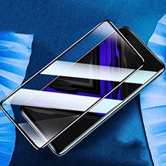 Schutzfolie Full Coverage Displayschutzfolie Panzerfolie Gehärtetes Glas Glasfolie Skins zum Aufkleben Panzerglas F02 für Huawei Honor Play4 Pro 5G Schwarz