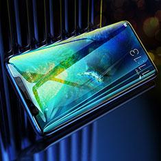 Schutzfolie Full Coverage Displayschutzfolie Panzerfolie Gehärtetes Glas Glasfolie Skins zum Aufkleben Panzerglas F02 für Huawei Mate 30 Pro 5G Schwarz
