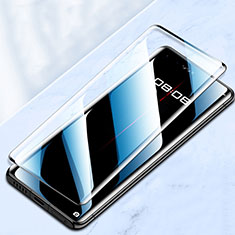 Schutzfolie Full Coverage Displayschutzfolie Panzerfolie Gehärtetes Glas Glasfolie Skins zum Aufkleben Panzerglas F02 für Huawei Mate 40 RS Schwarz