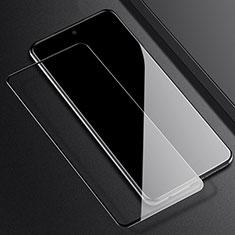 Schutzfolie Full Coverage Displayschutzfolie Panzerfolie Gehärtetes Glas Glasfolie Skins zum Aufkleben Panzerglas F02 für Xiaomi Redmi Note 9 Pro Schwarz