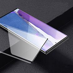Schutzfolie Full Coverage Displayschutzfolie Panzerfolie Gehärtetes Glas Glasfolie Skins zum Aufkleben Panzerglas F03 für Samsung Galaxy Note 20 Ultra 5G Schwarz