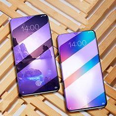 Schutzfolie Full Coverage Displayschutzfolie Panzerfolie Gehärtetes Glas Glasfolie Skins zum Aufkleben Panzerglas F04 für Xiaomi Mi 9 Pro 5G Schwarz