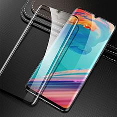 Schutzfolie Full Coverage Displayschutzfolie Panzerfolie Gehärtetes Glas Glasfolie Skins zum Aufkleben Panzerglas F04 für Xiaomi Mi Note 10 Schwarz