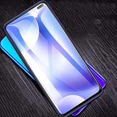 Schutzfolie Full Coverage Displayschutzfolie Panzerfolie Gehärtetes Glas Glasfolie Skins zum Aufkleben Panzerglas F04 für Xiaomi Poco X2 Schwarz