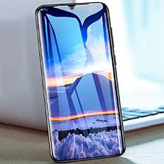 Schutzfolie Full Coverage Displayschutzfolie Panzerfolie Gehärtetes Glas Glasfolie Skins zum Aufkleben Panzerglas F05 für Xiaomi Mi Note 10 Lite Schwarz