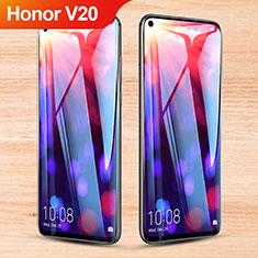 Schutzfolie Full Coverage Displayschutzfolie Panzerfolie Gehärtetes Glas Glasfolie Skins zum Aufkleben Panzerglas F06 für Huawei Honor View 20 Schwarz