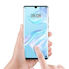 Schutzfolie Full Coverage Displayschutzfolie Panzerfolie Gehärtetes Glas Glasfolie Skins zum Aufkleben Panzerglas F06 für Xiaomi Mi Note 10 Pro Schwarz