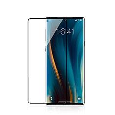 Schutzfolie Full Coverage Displayschutzfolie Panzerfolie Gehärtetes Glas Glasfolie Skins zum Aufkleben Panzerglas F07 für Samsung Galaxy Note 10 5G Schwarz