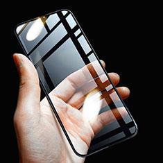 Schutzfolie Full Coverage Displayschutzfolie Panzerfolie Gehärtetes Glas Glasfolie Skins zum Aufkleben Panzerglas F07 für Xiaomi Mi Mix 3 Schwarz