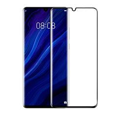 Schutzfolie Full Coverage Displayschutzfolie Panzerfolie Gehärtetes Glas Glasfolie Skins zum Aufkleben Panzerglas F07 für Xiaomi Mi Note 10 Schwarz
