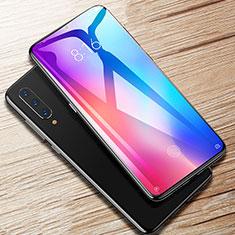 Schutzfolie Full Coverage Displayschutzfolie Panzerfolie Gehärtetes Glas Glasfolie Skins zum Aufkleben Panzerglas F08 für Xiaomi Mi 9 Pro 5G Schwarz