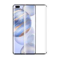 Schutzfolie Full Coverage Displayschutzfolie Panzerfolie Gehärtetes Glas Glasfolie Skins zum Aufkleben Panzerglas für Huawei Honor 30 Pro+ Plus Schwarz
