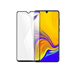 Schutzfolie Full Coverage Displayschutzfolie Panzerfolie Gehärtetes Glas Glasfolie Skins zum Aufkleben Panzerglas für Samsung Galaxy A30 Schwarz