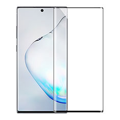 Schutzfolie Full Coverage Displayschutzfolie Panzerfolie Gehärtetes Glas Glasfolie Skins zum Aufkleben Panzerglas für Samsung Galaxy Note 20 5G Schwarz