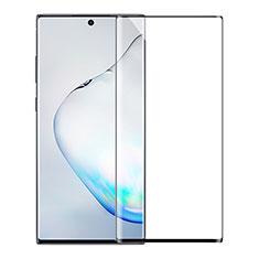 Schutzfolie Full Coverage Displayschutzfolie Panzerfolie Gehärtetes Glas Glasfolie Skins zum Aufkleben Panzerglas für Samsung Galaxy Note 20 Ultra 5G Schwarz
