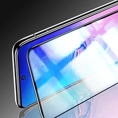 Schutzfolie Full Coverage Displayschutzfolie Panzerfolie Gehärtetes Glas Glasfolie Skins zum Aufkleben Panzerglas für Samsung Galaxy S10 Lite Schwarz