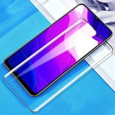 Schutzfolie Full Coverage Displayschutzfolie Panzerfolie Gehärtetes Glas Glasfolie Skins zum Aufkleben Panzerglas für Xiaomi Mi 10 Lite Schwarz