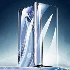 Schutzfolie Full Coverage Displayschutzfolie Panzerfolie Gehärtetes Glas Glasfolie Skins zum Aufkleben Panzerglas für Xiaomi Mi 11 5G Schwarz
