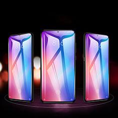 Schutzfolie Full Coverage Displayschutzfolie Panzerfolie Gehärtetes Glas Glasfolie Skins zum Aufkleben Panzerglas für Xiaomi Mi 9 Pro 5G Schwarz