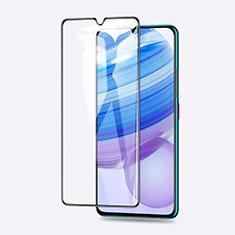 Schutzfolie Full Coverage Displayschutzfolie Panzerfolie Gehärtetes Glas Glasfolie Skins zum Aufkleben Panzerglas für Xiaomi Redmi 10X Pro 5G Schwarz
