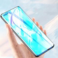Schutzfolie Full Coverage Displayschutzfolie Panzerfolie Gehärtetes Glas Glasfolie Skins zum Aufkleben Panzerglas G01 für Huawei P40 Pro+ Plus Schwarz