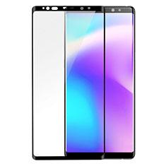 Schutzfolie Full Coverage Displayschutzfolie Panzerfolie Skins zum Aufkleben Gehärtetes Glas Glasfolie Anti Blue Ray für Samsung Galaxy Note 9 Weiß