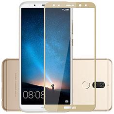 Schutzfolie Full Coverage Displayschutzfolie Panzerfolie Skins zum Aufkleben Gehärtetes Glas Glasfolie F02 für Huawei G10 Gold
