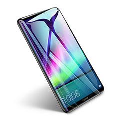 Schutzfolie Full Coverage Displayschutzfolie Panzerfolie Skins zum Aufkleben Gehärtetes Glas Glasfolie F02 für Huawei Honor Note 10 Schwarz