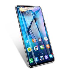 Schutzfolie Full Coverage Displayschutzfolie Panzerfolie Skins zum Aufkleben Gehärtetes Glas Glasfolie F04 für Huawei Nova 3 Schwarz
