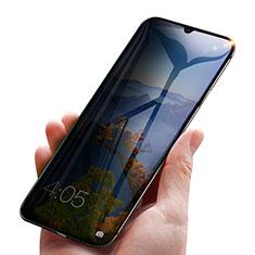 Schutzfolie Full Coverage Displayschutzfolie Panzerfolie Skins zum Aufkleben Gehärtetes Glas Glasfolie F05 für Huawei Mate 20 Schwarz