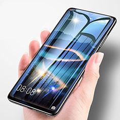 Schutzfolie Full Coverage Displayschutzfolie Panzerfolie Skins zum Aufkleben Gehärtetes Glas Glasfolie F06 für Huawei Mate 20 Schwarz